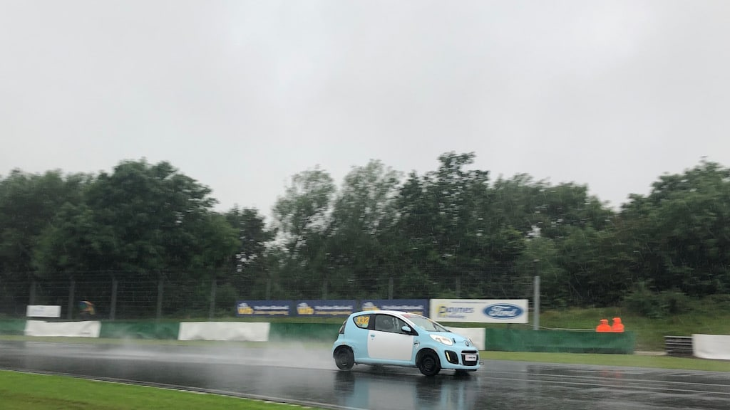 A Very Wet Mallory Park