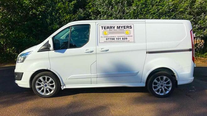 Terry Myres Mobile Car Mechanic