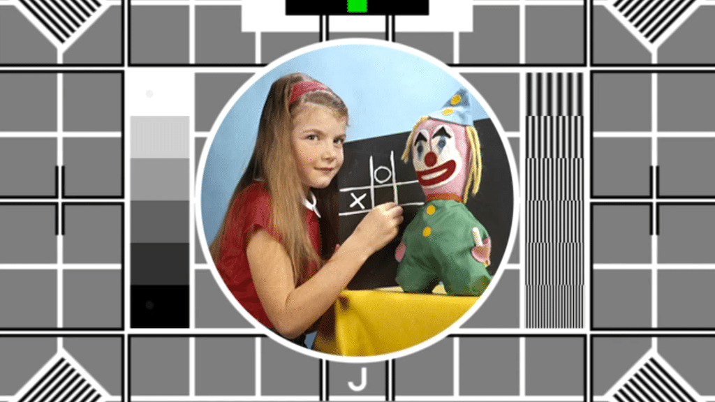 BBC Service Test Transmission